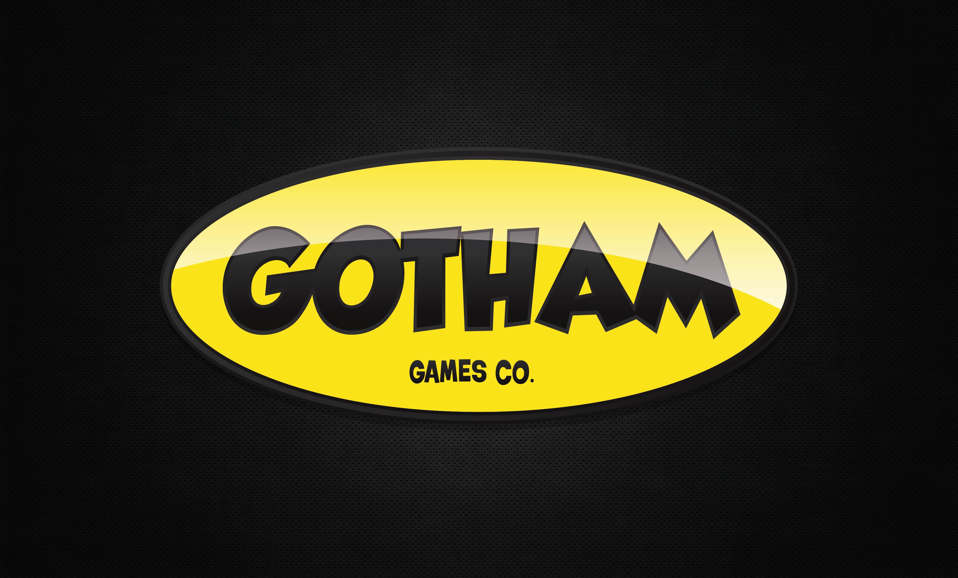 Gotham Games Logo