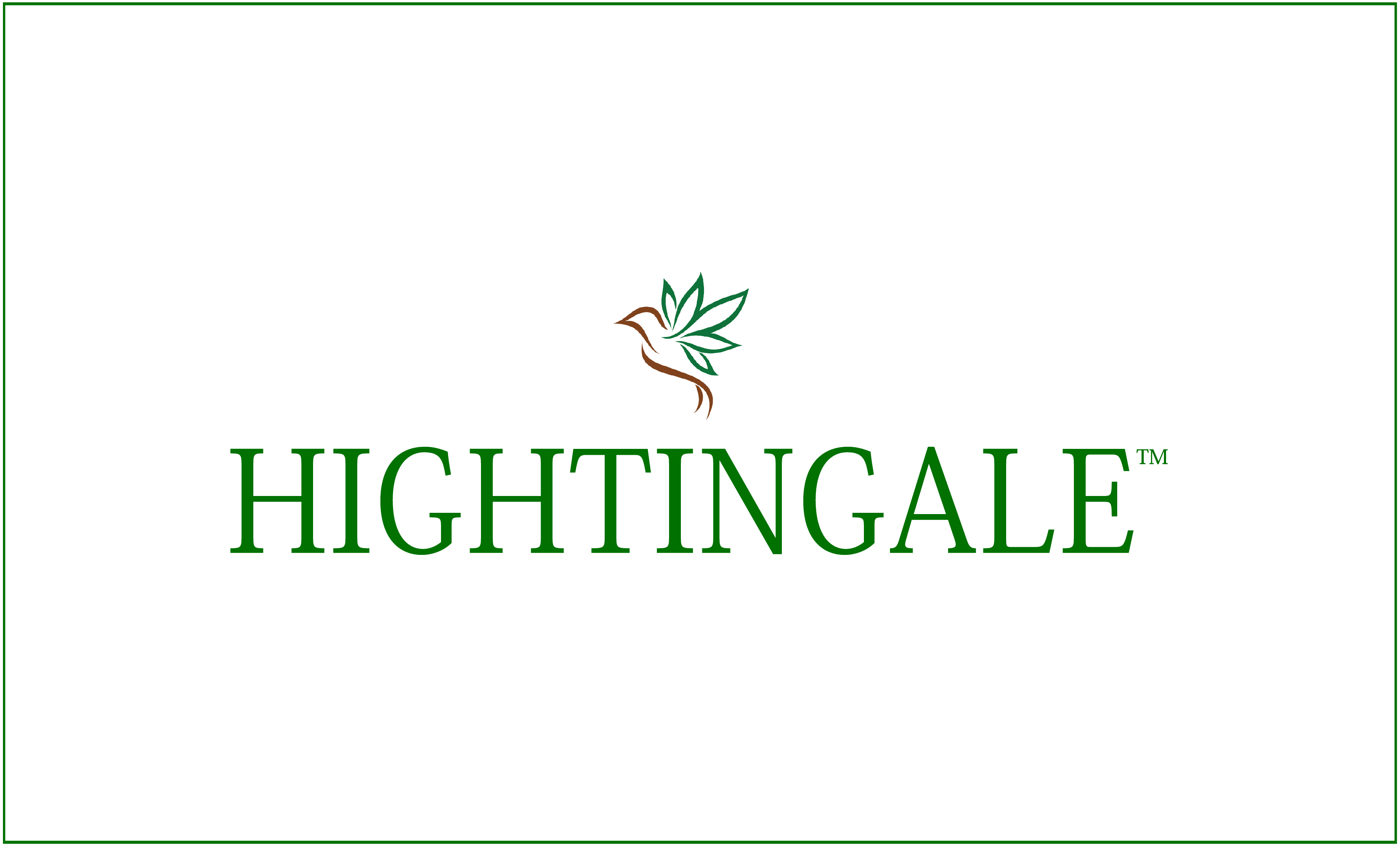 Hightingale Logo W