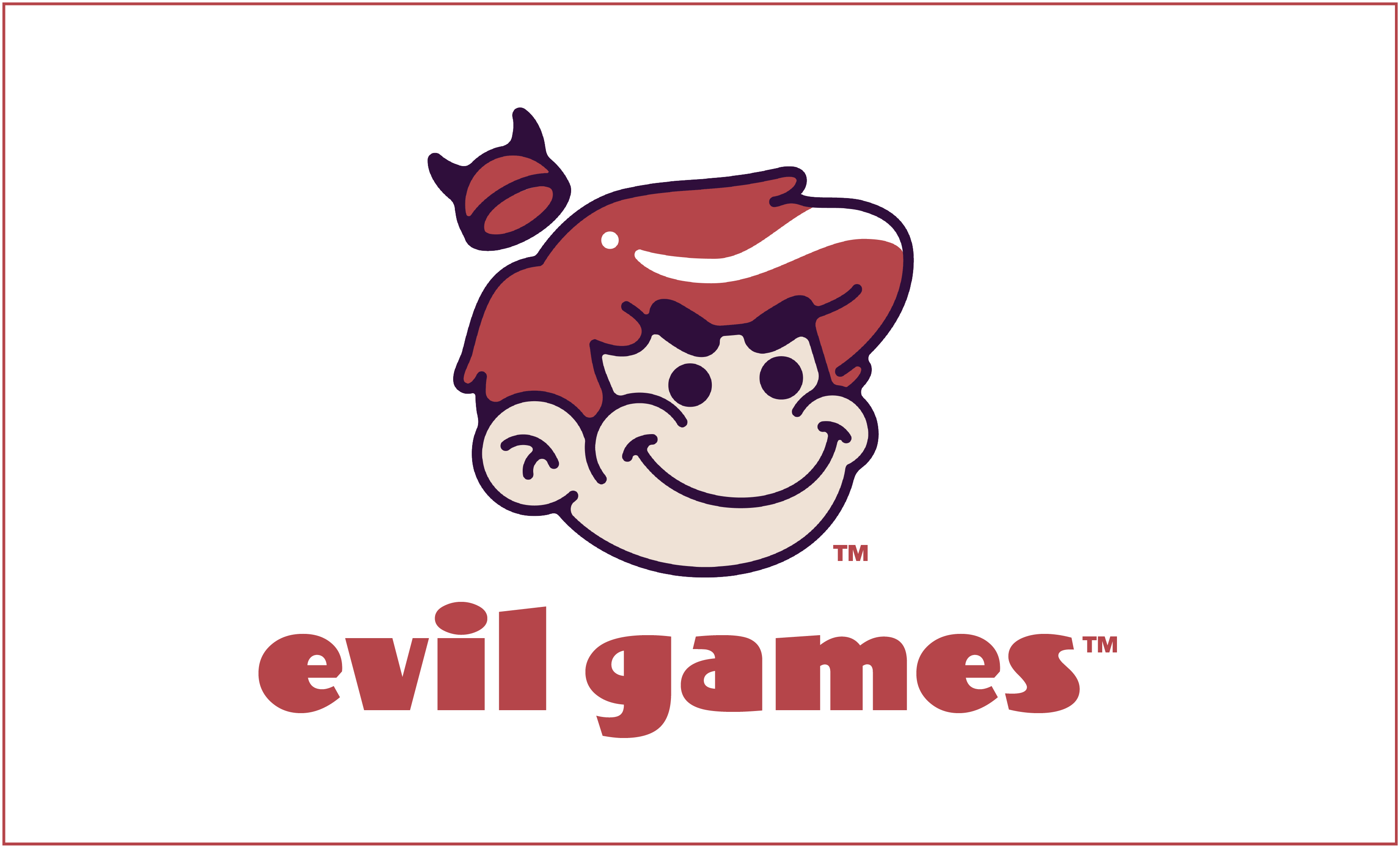 Evil Games Logo W2